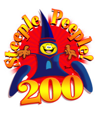 Falkirk Steeple 200 cartoon Steeple Peeple